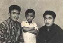 Don Bosco student, 1975
