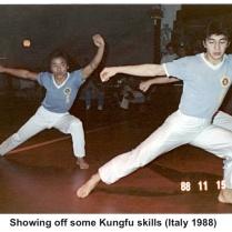 Kungfu Panda, Italy, 1988